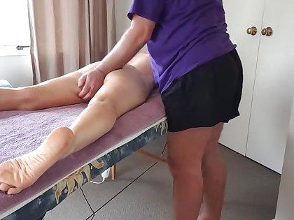 Sensual Yoni Massage Part1