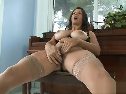 Hot Fake Mother Persia Monir Seduces Hard Hot Step son