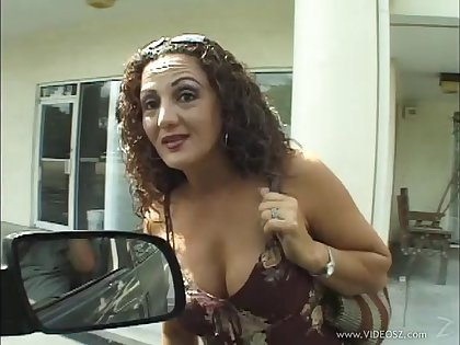 Busty milf with carry on tits gets her eroded pussy licked then slammed hardcore