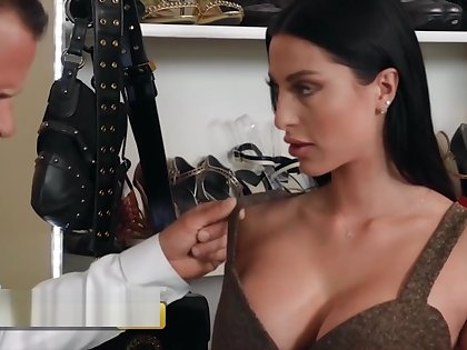 Exotic xxx film over MILF exclusive hottest pretty one