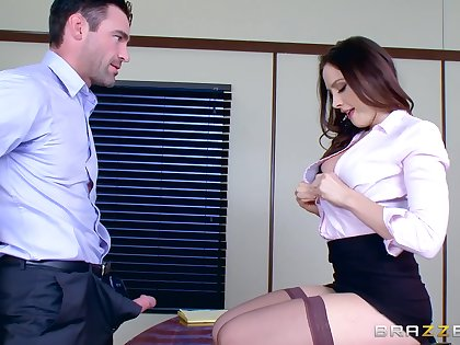 Smashing denuded sex scenes with get under one's new copier