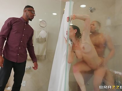 Bad Wife Cherie Deville Accidental Adultery with Ricky Johnson