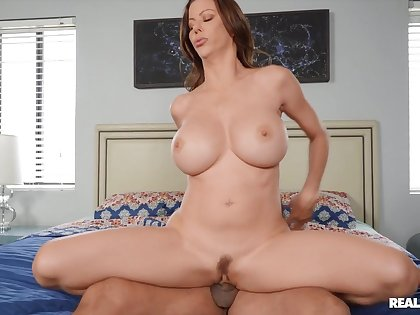 Positiveness hardcore with super MILF - Creeper Gets Caught Increased by Fucked - Johnny Castle, Alexis Fawx
